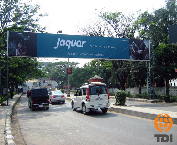 india p limited tdi outdoor advertising ooh advertising agency